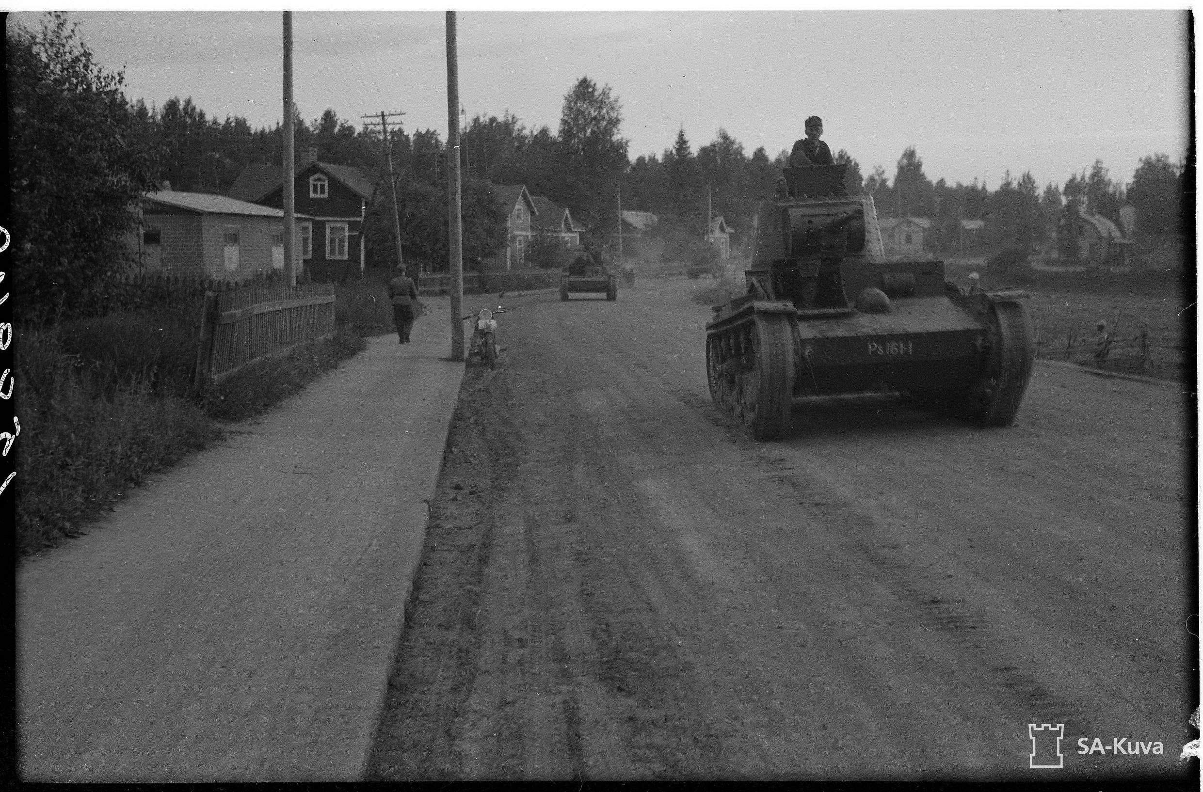 Vickers Lauritsalassa 23.7.1944