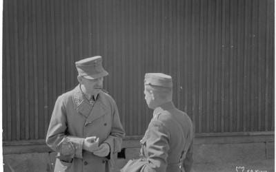 Mannerheimin suuntaviivat linnoittamiselle 1941