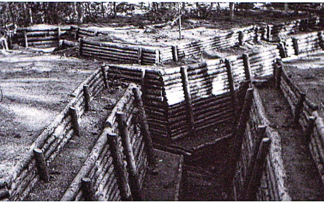 1940 Nordic workers fortifying Kotka
