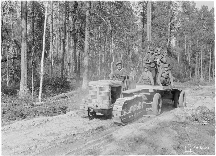 Kuinka Hanell ruotsalaiset kesytti 1940