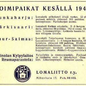 LomakotiLomaliitto1946.2