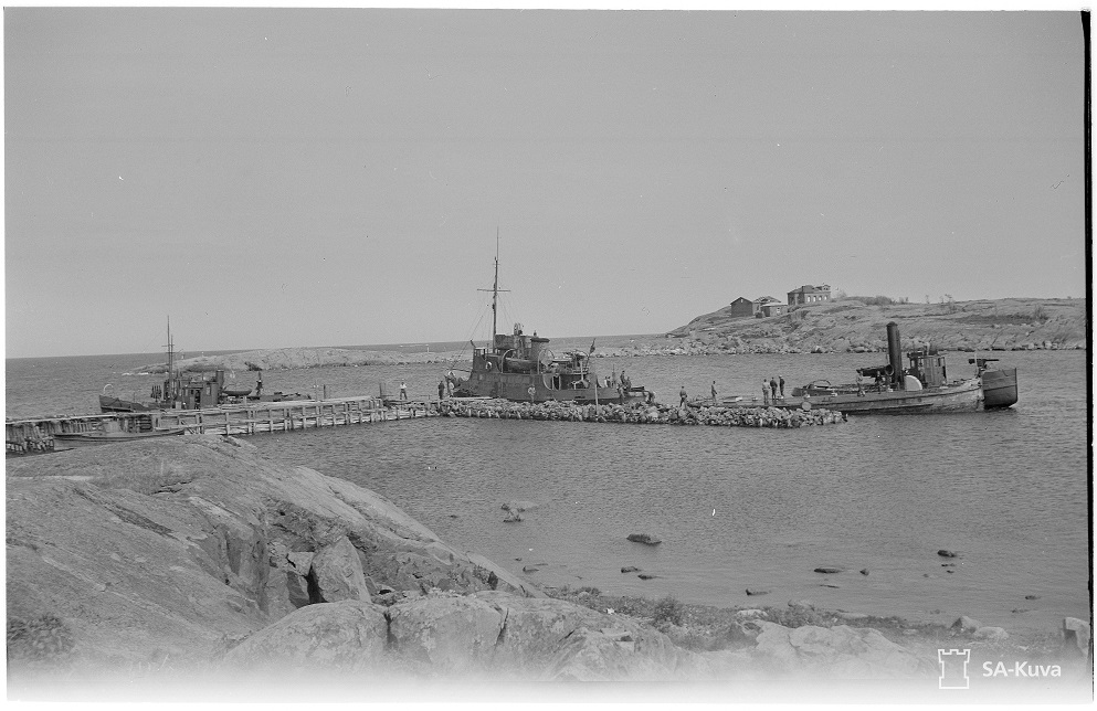 93417 Pukkio Someri 1942