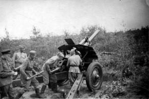 122mm M-30 haupitsi