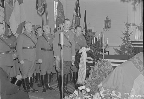 Mannerheim. Vapaussodan armeija.